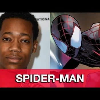 Tyler James Williams Talks Miles Morales / Spider-Man And Static Shock