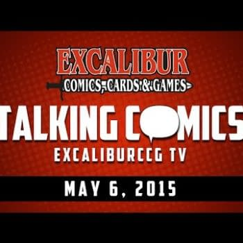 Talking Comics – Discussing This Week's Titles From Secret Wars To Roche Limit: Clandestiny, Convergence & More!