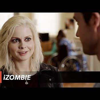 The Devil You Say &#8211 Rob Thomas Talks iZombie Astroburger