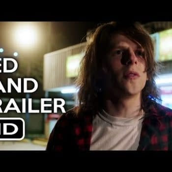 Jesse Eisenberg Shows Off Bourne-Level Fighting In the Action-Comedy American Ultra