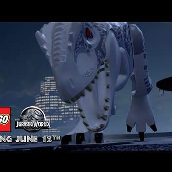 This New Trailer Welcomes You To LEGO Jurassic World