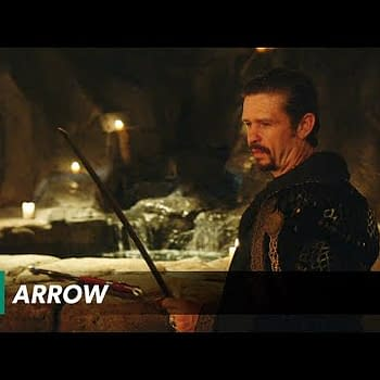 Arrow &#8211 Inside This Is Your Sword