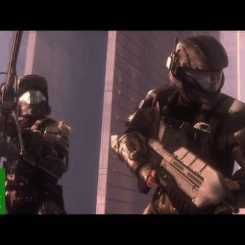 Catch 10 Minutes Of ODST's Master Chief Collection Remaster