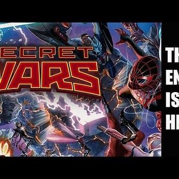 A Comic Show &#8211 Secret Wars Battles Convergence