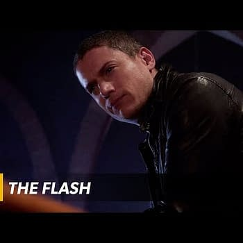 The Flash Turns To Captain Cold For Help In Rogue Air Extended Trailer