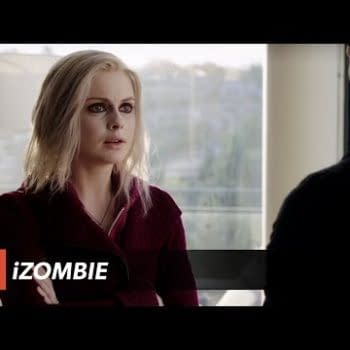 Tonight's iZombie – Lying Boyfriends, Army Snipers And A Veronica Mars Guest