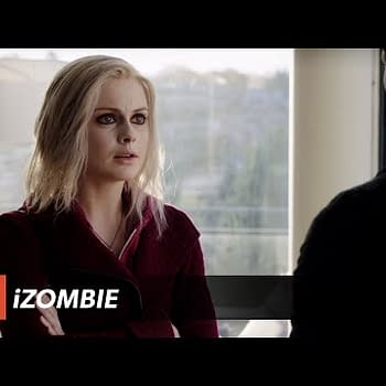 Tonights iZombie &#8211 Lying Boyfriends Army Snipers And A Veronica Mars Guest