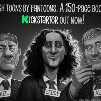 Rush Toons By Fantoons Vol 2112