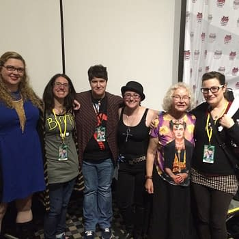 Why The Women In Comics Roundtable Was About Us And Not DCC (FULL AUDIO)