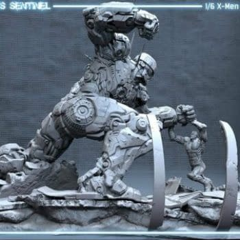 Marvel Withdraws X-Men And Fantastic Four License From XM Studios, In Mid Sculpt…