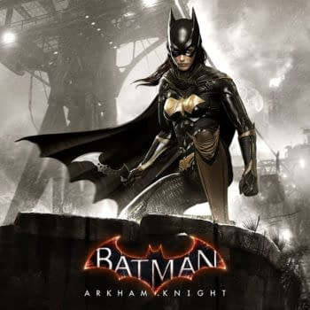 Batgirl Arkham Knight DLC Is Coming This Month