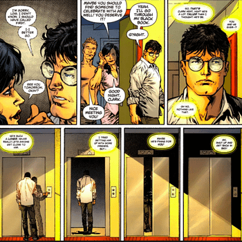 A New Future For Lois And Clark (Convergence #5 Spoilers)