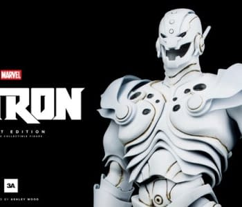 Ashley Wood Designs $200 Ultron Doll For 3A