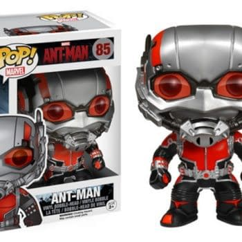 Ant-Man Goes Pop! – Funko Shows Off Ant-Man Figures