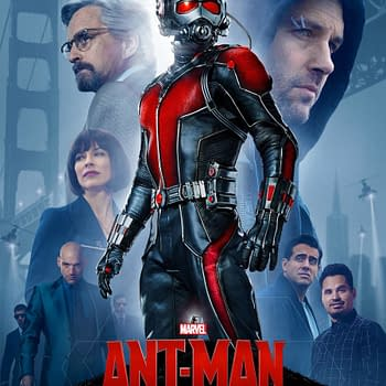 New Ant-Man Poster Features The Cast And Some Helicopters