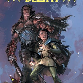 Read The First Six Pages Of Book Of Death #1 From Valiant