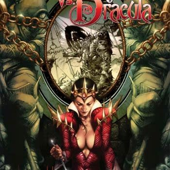 Writer's Commentary – Blood Queen Vs. Dracula #3 With Troy Brownfield