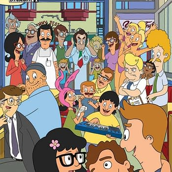 Exclusive First Look At Bob's Burgers And Looking For Group Shipping In August