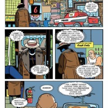 Shaky Kane Rocks The British Election Ahead Of Free Comic Book Day