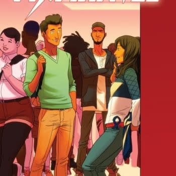 G Willow Wilson 'Supposed To Say Jumping On Point. Not Reboot' For Marvel