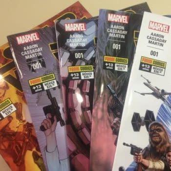 Cover Story: Star Wars, Secret Wars, Tank Girl, Ant-Man, Groot And Carpe Noctem