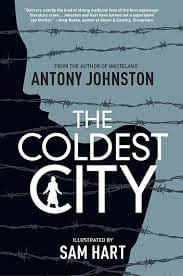 Antony Johnstons The Coldest City To Be Film With Charlize Theron