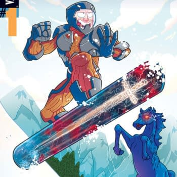 Valiant Heads To The Mile High City With Con Exclusive Variant