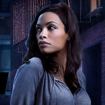 Rosario Dawson And More Of What Well See In Marvels Jessica Jones