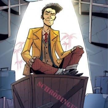 7 Pages From The New Dirk Gently Comic, Out On Wednesday