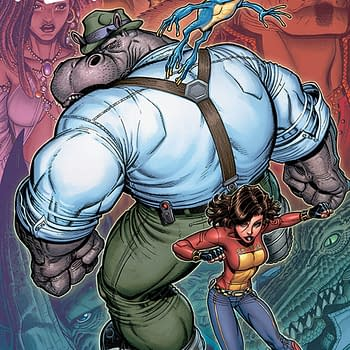 Why Elephantmen Is Among The Best-Realised Worlds In Comics Today