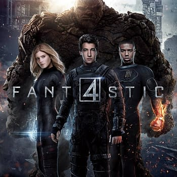 Fox Releases Fantastic Four Character Posters