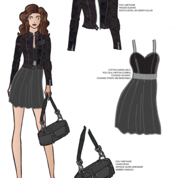 Reese De Luca, The Mutant Fashion Designer