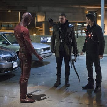 The Six Important Moments From The Flash – Rogue Air