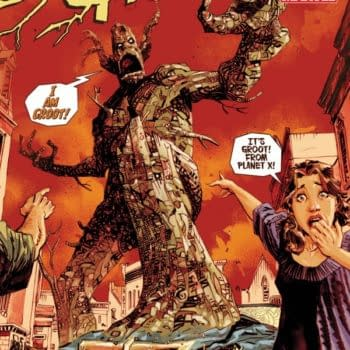 Groot #1 Variant Only For 'Convention Kick-Off' Stores