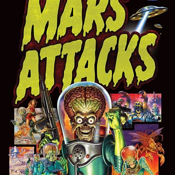 Now You Can Roleplay A Martian In GURPS: Mars Attacks