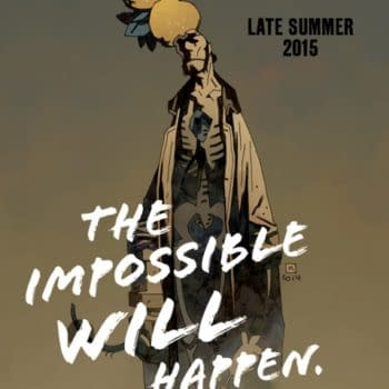 Dark Horse Reveals 'The Impossible Will Happen' For The Mignolaverse This Summer, Plus August Covers