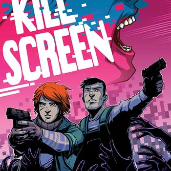 When Games Become All Too Real – The Kill Screen Returns For #3, Plus Preview