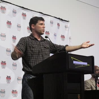 Denver Comic Con '15: The Many Faces Of Max Brooks (Photogallery)