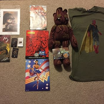 Swag ACBC Edition: Marvel Groot And Lantern City