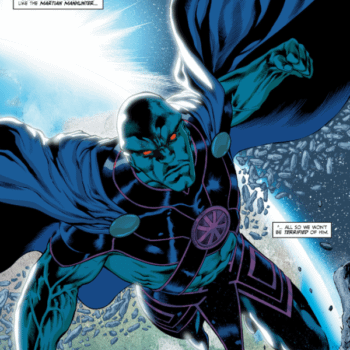 The Martian Manhunter In The Eyes Of The DC Universe (SPOILERS)