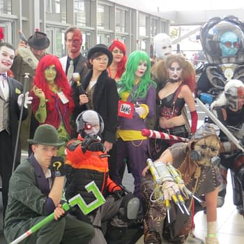 Denver Comic Con 15: And Still More 31 Cosplay Shots From The Con