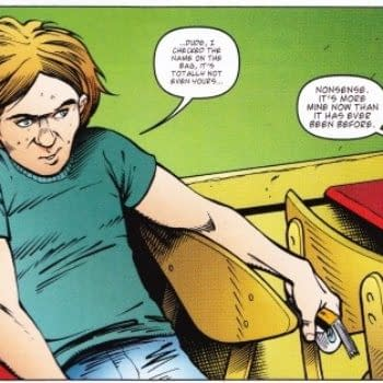 The Most Dirk Gently-ish Line In Today's Dirk Gently #1