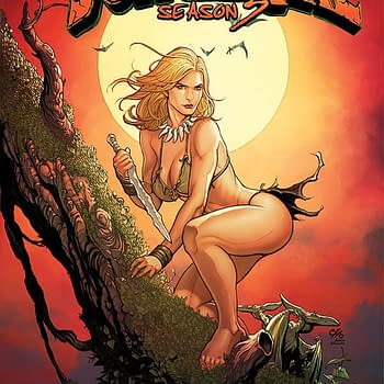 Doug Murray On Bringing A Touch Of Lovecraft To Jungle Girl