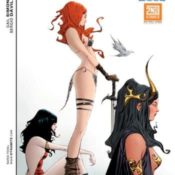 Jae Lee Covers Swords Of Sorrow For Second Largest U.S. Bookstore Chain