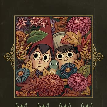 Follow Wirt And Greg On A New Over The Garden Wall Adventure