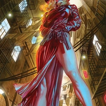 Free On Bleeding Cool &#8211 Masquerade #1 By Ross Hester And Paul