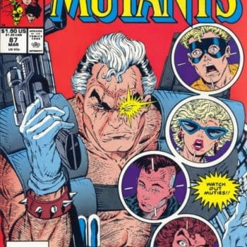 Fox Announces New Mutants Movie, Spinning Out Of X-Men