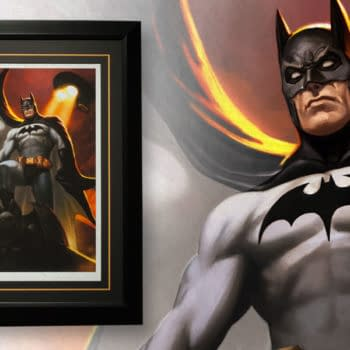 Batman, Vampirella And Court Of The Dead – New Art Prints From Sideshow