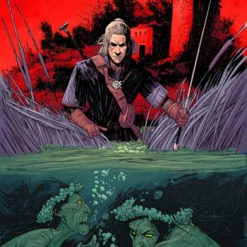 Rage Of The Fox Mother – Preview The Witcher: Fox Children #3 From Dark Horse