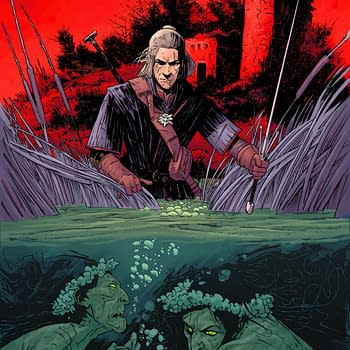 Rage Of The Fox Mother &#8211 Preview The Witcher: Fox Children #3 From Dark Horse